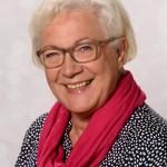 Frau Butschinski, Vertretungslehrkraft und pädagogische Mitarbeiterin