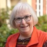 Frau Orth, pädagogische Mitarbeiterin